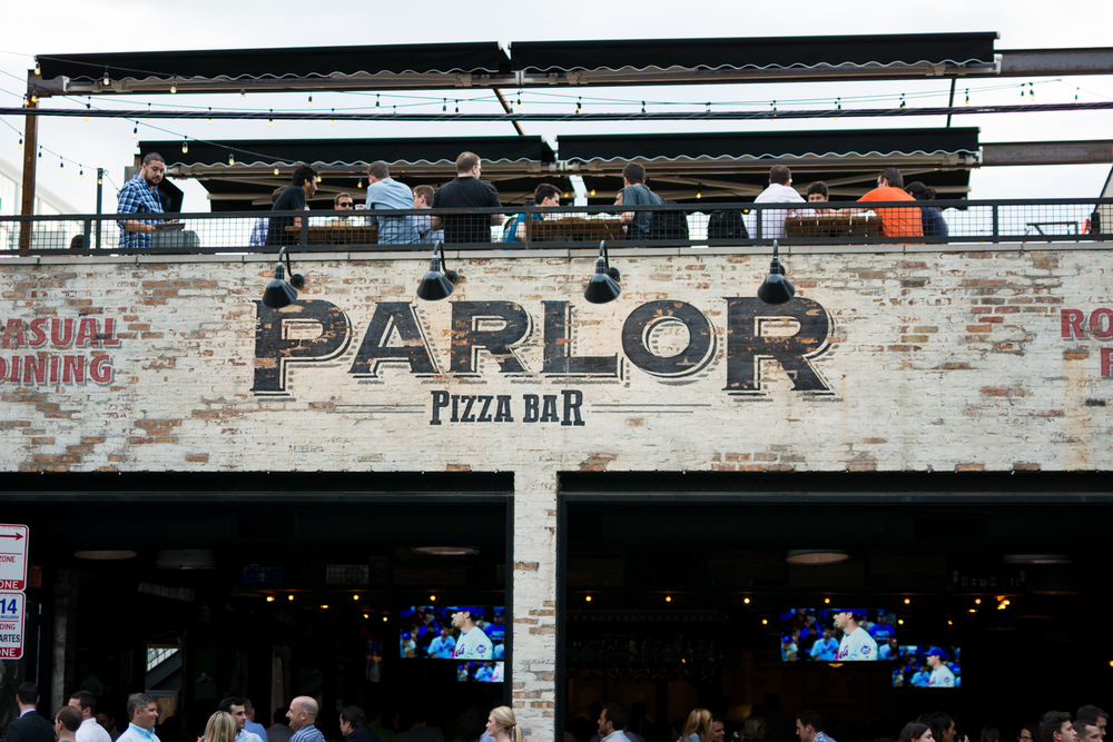Parlor Pizza Bar, Chicago, Summer in Chicago, Casual Date Night