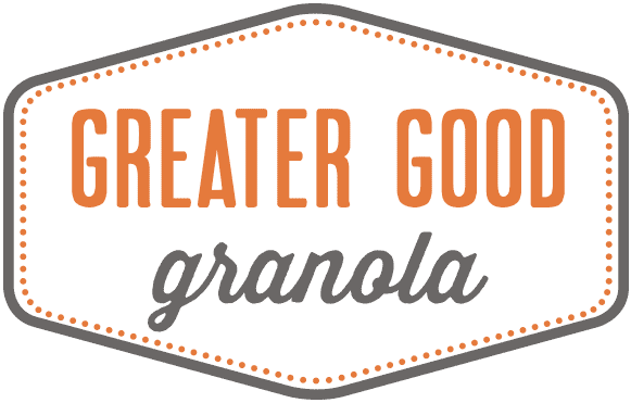 Greater Good Granola