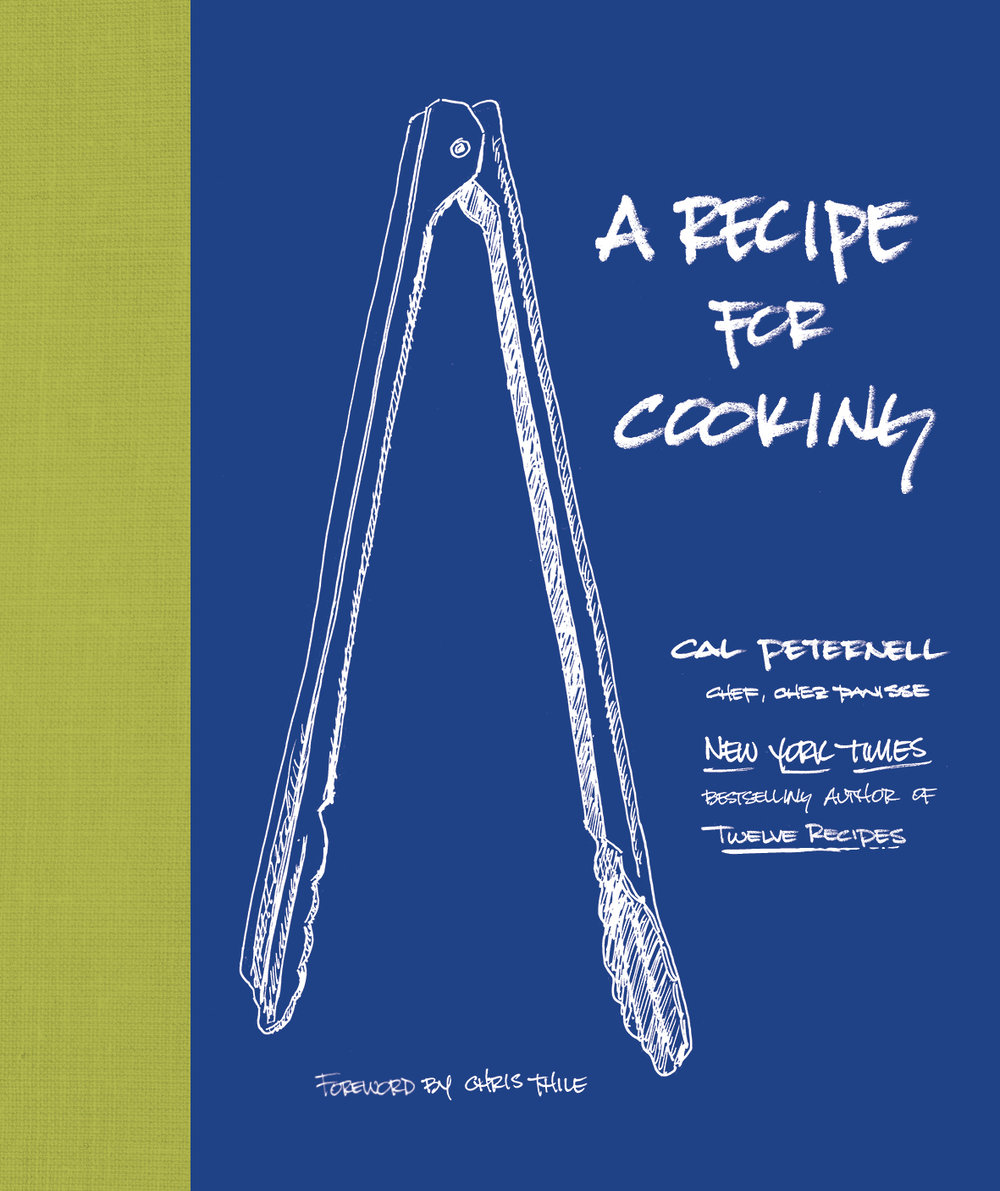 "A RECIPE FOR COOKING - ""Full of useful building blocks (like an entire chapter on sauces) that can fit in any modern cook's repertoire…The balance of foundational French technique with American practicality make A Recipe for Cooking a simple yet modern classic.""- Saveur Best New Cookbooks of Winter 2016"