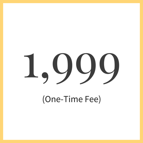 Fee is due after scheduling. A contract, Dropbox access and invoice will be sent separately.