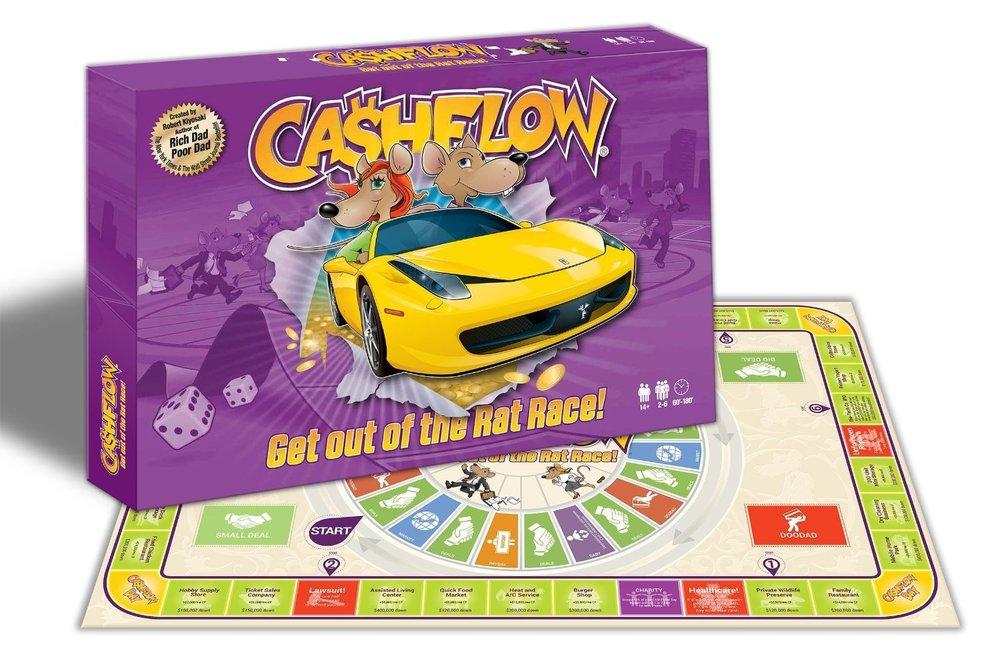 The Rich Dad Company CASHFLOW Board Game