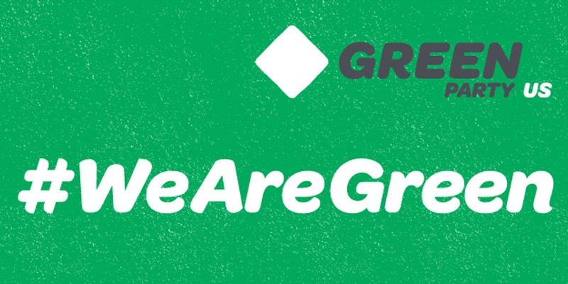 The Green Party of the United States  ·  complete rebranding