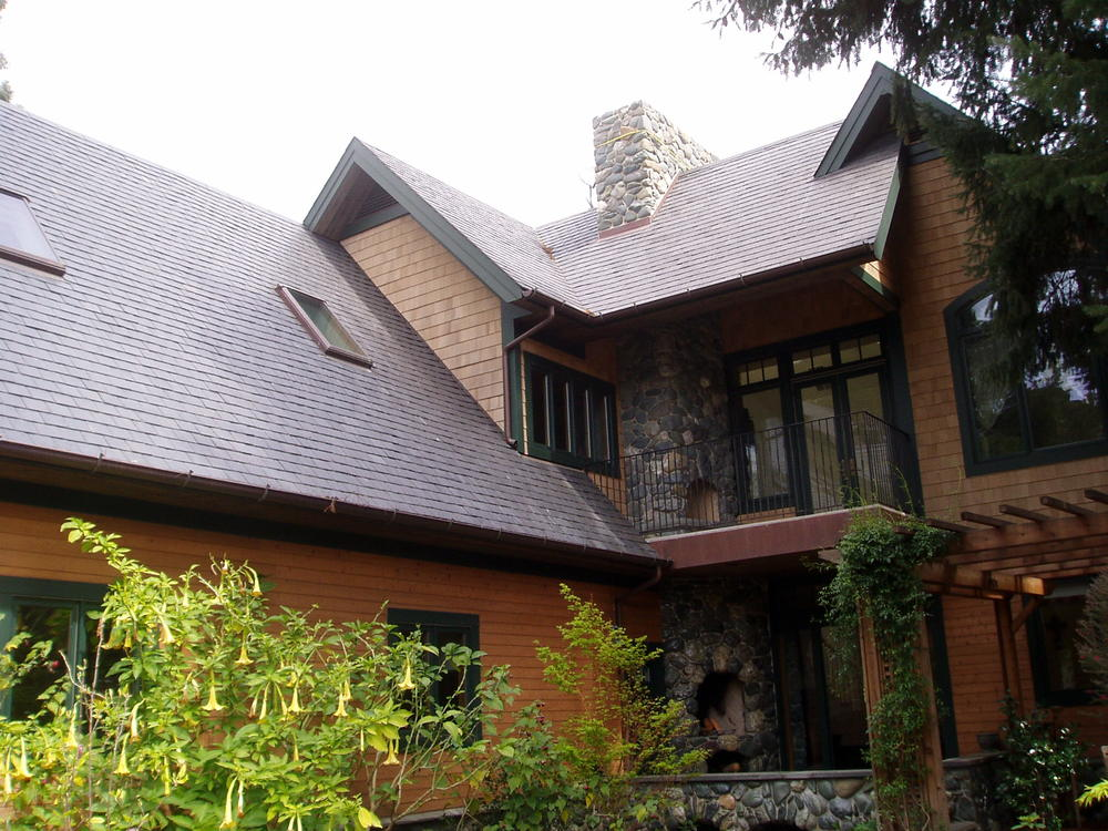 Another beautiful roof installed by David Guzman