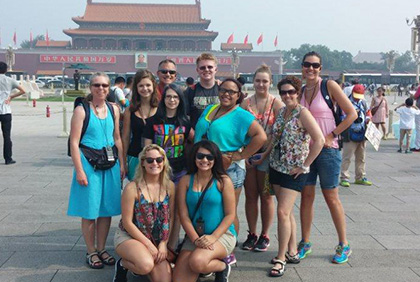 Impressions from a 2014 exchange with Taizhou.
