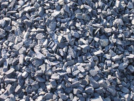 """3/4"""" Clean Blue Stone"""