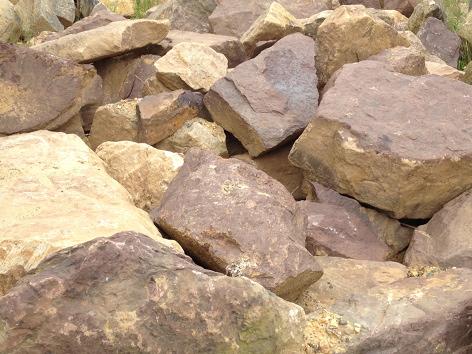 """9"""" -18""""+ Boulders"""