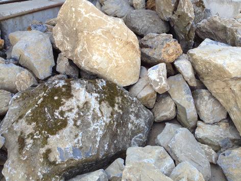 Moss Rocks/Boulders