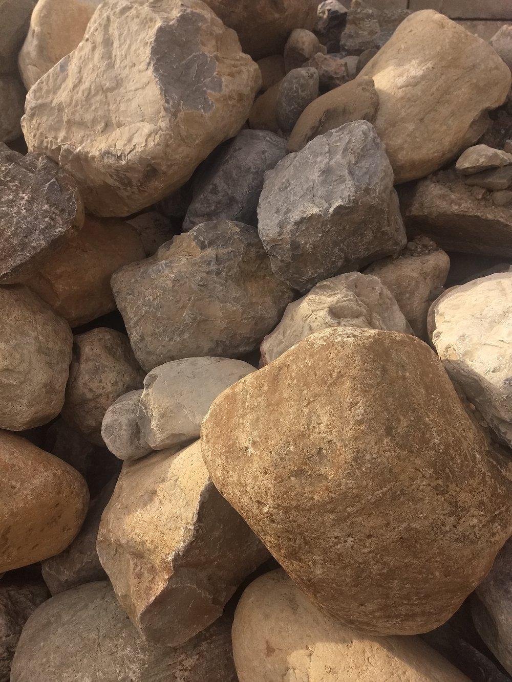 "6""-12"" Delaware Boulders"