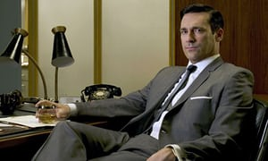 Donald Draper from Mad Men
