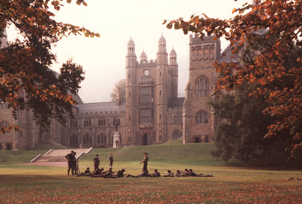 Malvern College , Worcestershire.