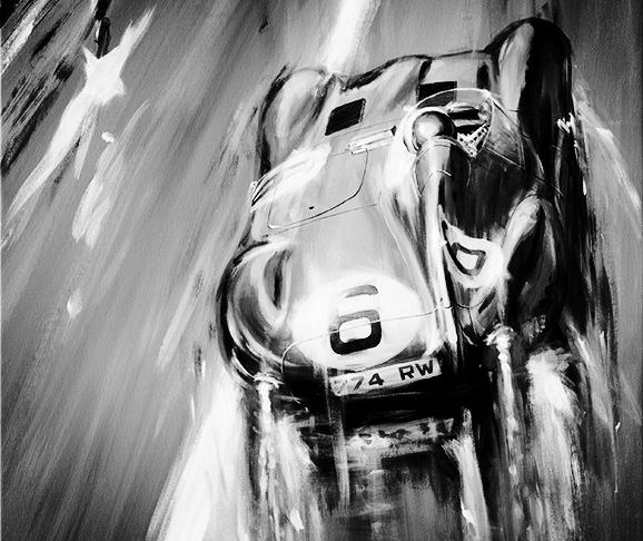 P: Autostrada Del Le Mans