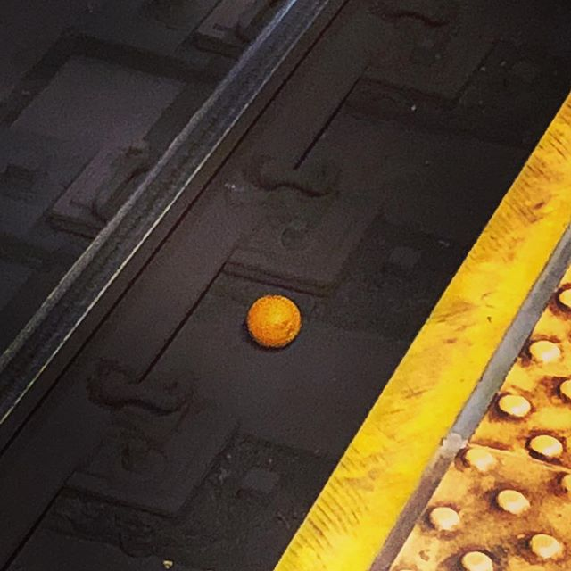 🍊😱 #chooselife #chooselove #saveme #notfromhere #outerspace #happy #enjoylife #train #tiny #climbing #hiking #alien #orange #asthetic #asthetics #helpme #loveyourself #discover_earth