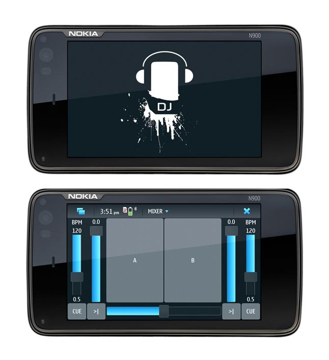 Mmmmm A Mobile DJ App Reza Ali