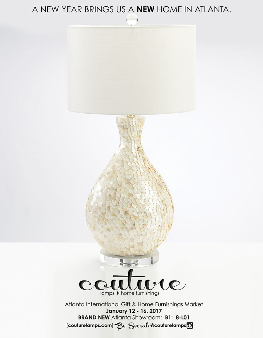 In the News] — Couture Lamps