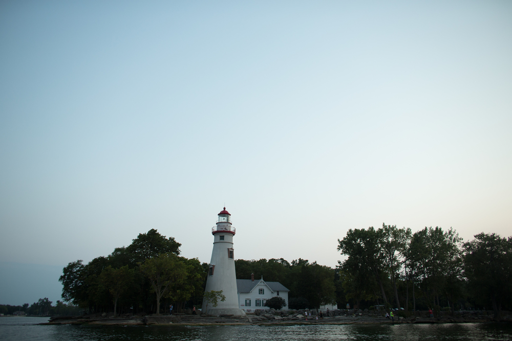Marblehead Lighthouse, Lake Erie