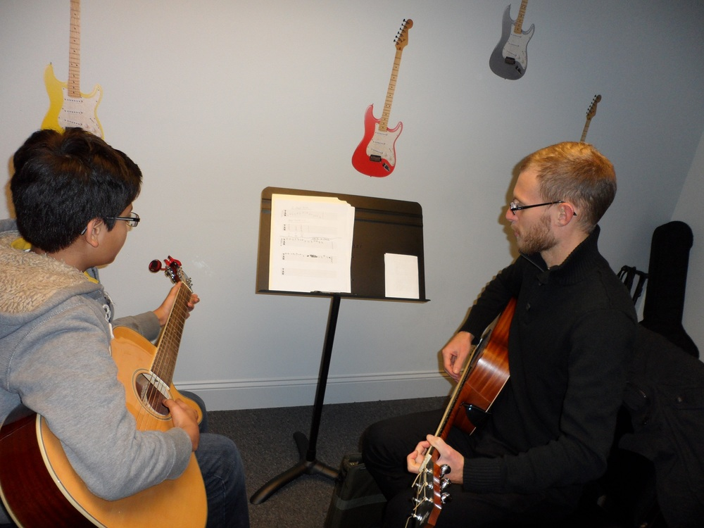 Guitar Lessons Ballantyne