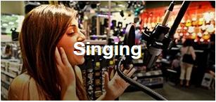 Singing Lessons
