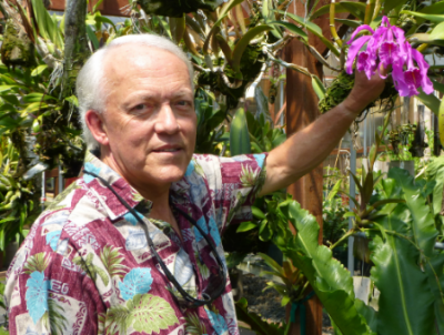 Speaker: Harry Phillips  Andy's Orchids (andysorchids.com)  Topic: Perception and Reality of Growing Orchids