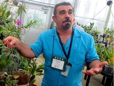 Speaker: Tom Mirenda  Topic: The Big Island Orchid Scene