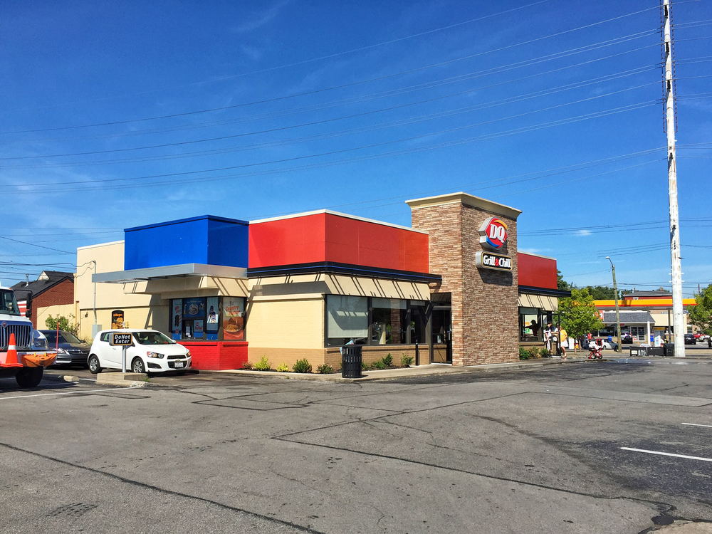 Dairy Queen, 22nd & Portland Ave