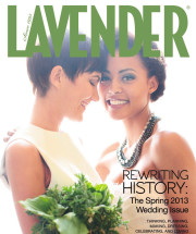 LAVENDER : REWRITING HISTORY