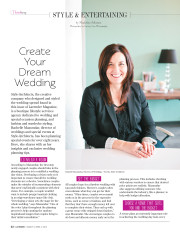 LAVENDER: CREATE YOUR DREAM WEDDING