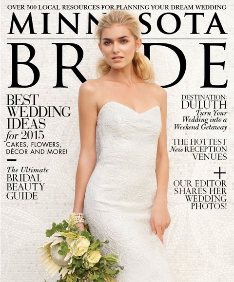 MN BRIDE: WE PLAN EDITOR'S WEDDING!