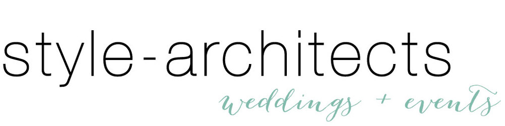 Style-Architects Weddings + Events