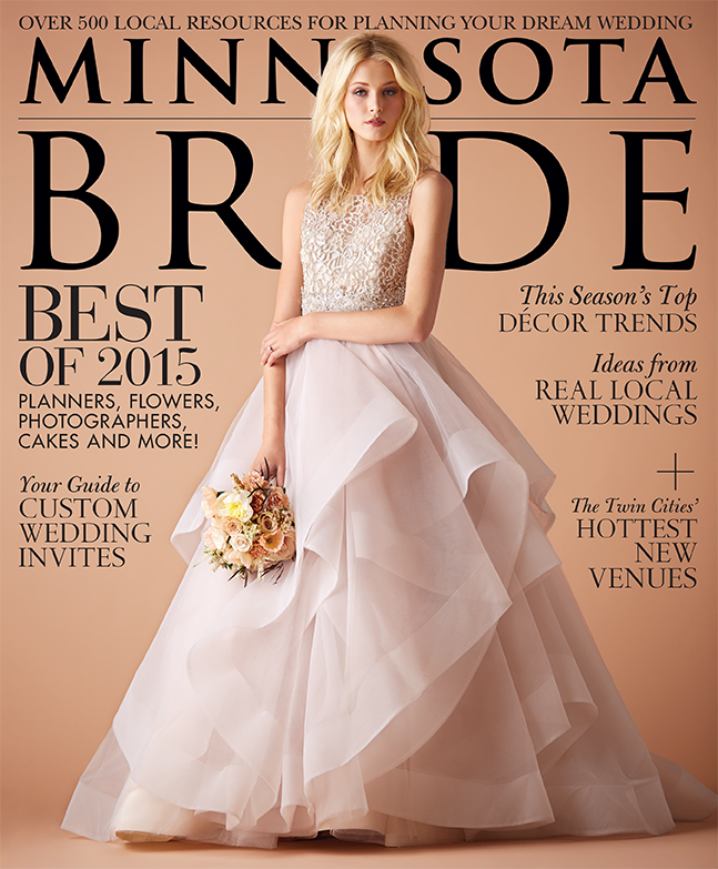 M  INNESOTA BRIDE: ASK US ANYTHING