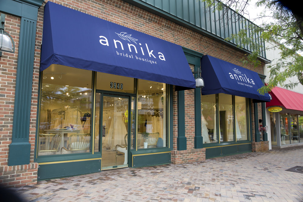 ee36ceb9b56 Annika Bridal Boutique was created out of our love and passion for bridal  gowns and that moment when a bride ...