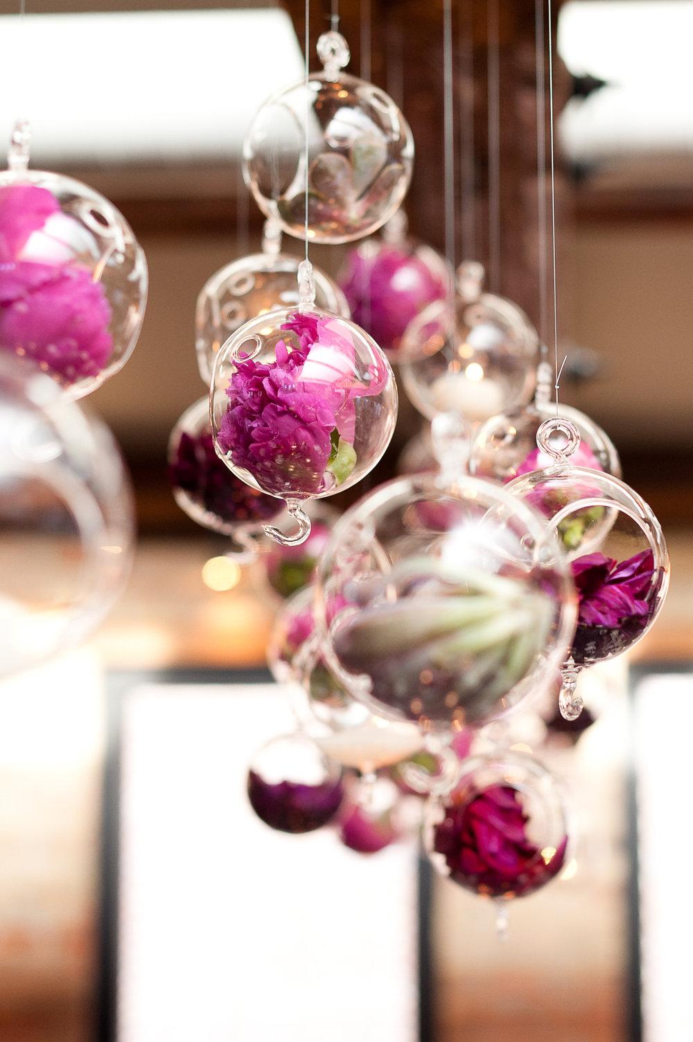 Sadie's Floral Orbs