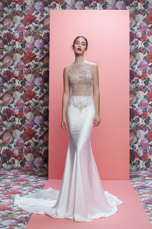 Lujoso Londres Vestido De Dama Ornamento - Colección de Vestidos de ...