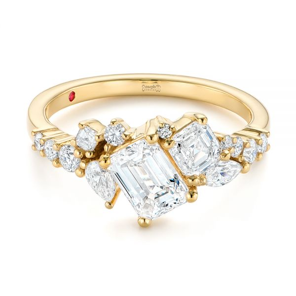 Custom-Yellow-Gold-Diamond-Cluster-Engagement-Ring-Y-flat-104052.jpg