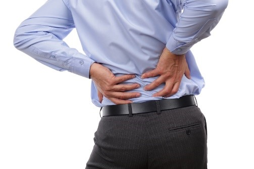 LOW BACK PAIN: SACROILIAC JOINT PAIN