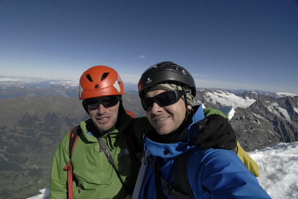 Walter Würtl & Peter Plattner / Eiger, 2011