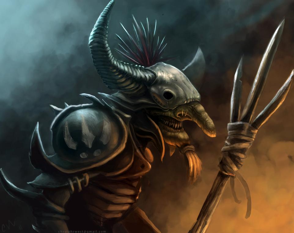 Goblin Pike