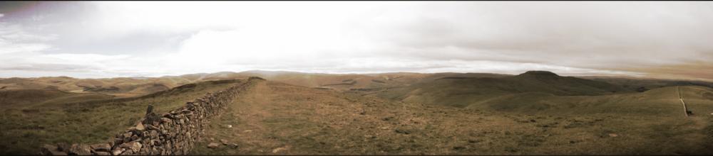 panorama moorland