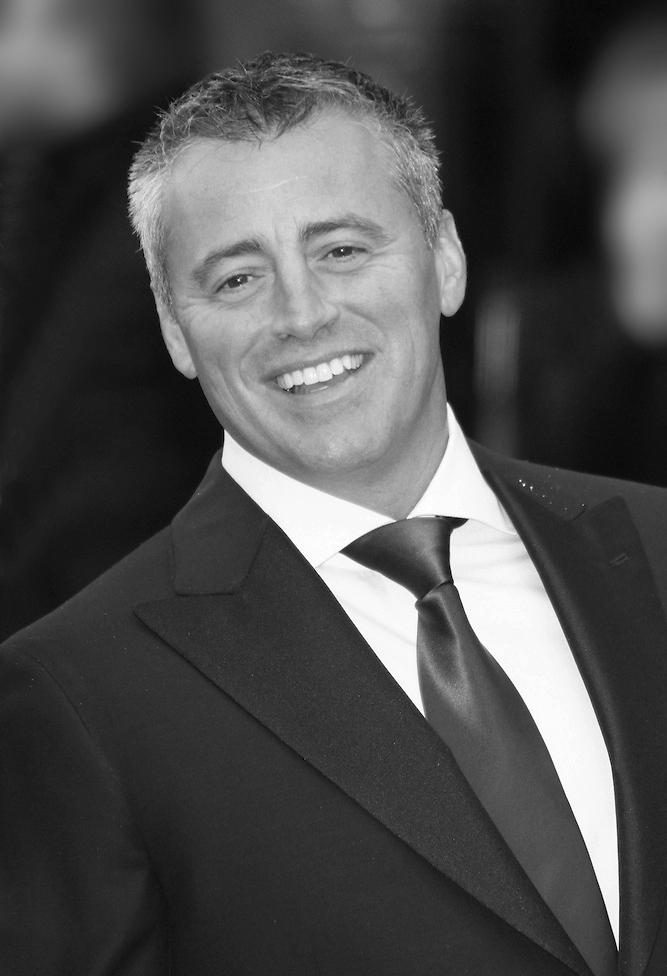 Matt LeBlanc, Arqiva British Academy Television Awards, 2013