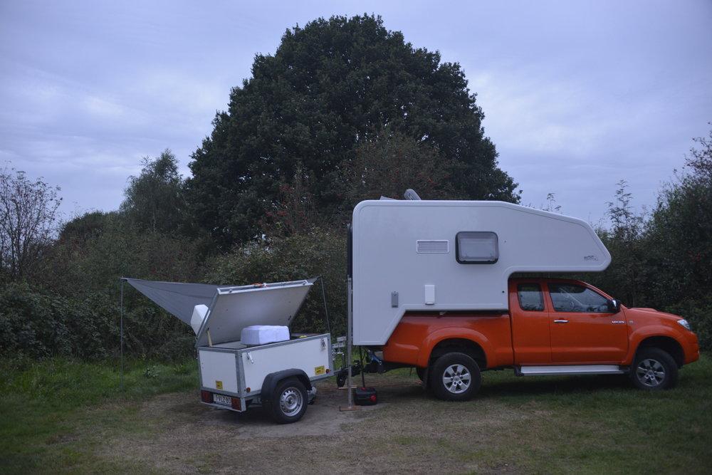 Camp De Roos
