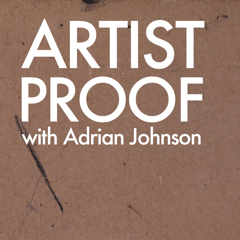 Artist Proof with Adrian Johnson - Inazuma Studios LLC