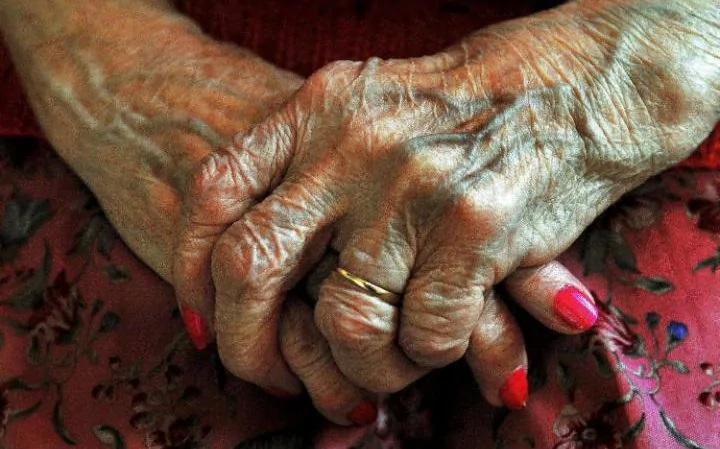 Increasing numbers of older people are seeking live-in carers    CREDIT:  JOHN STILLWELL/PA
