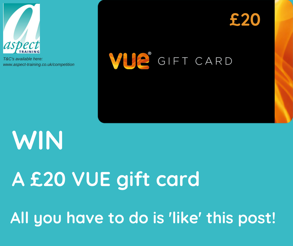 August competition win vue voucher