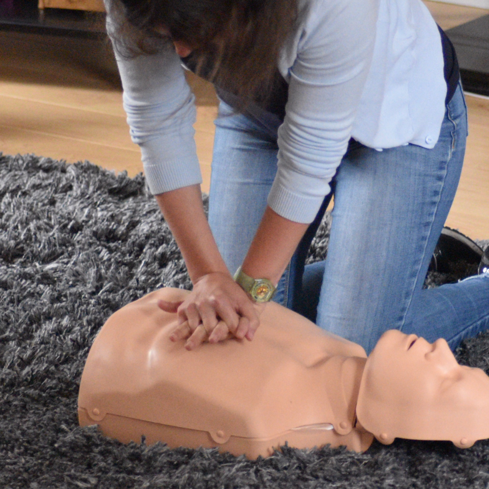 Basic First Aid training Leeds