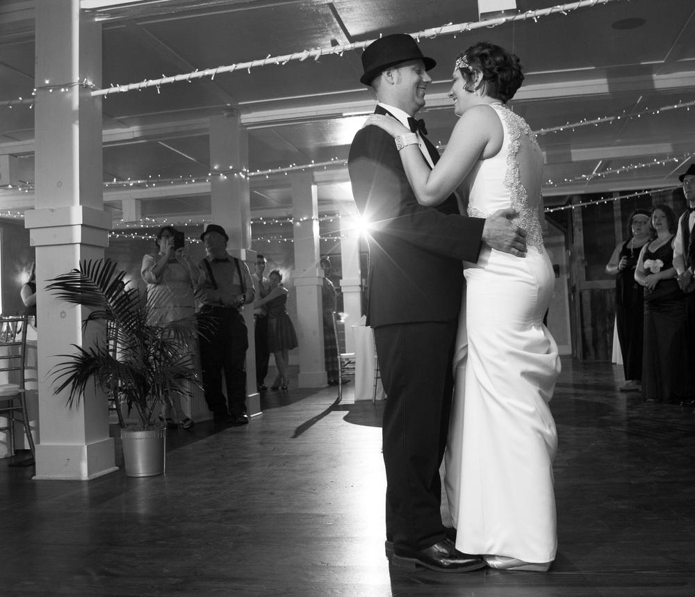 Doe Creek Farm Wedding Reception, Pembroke, Virginia
