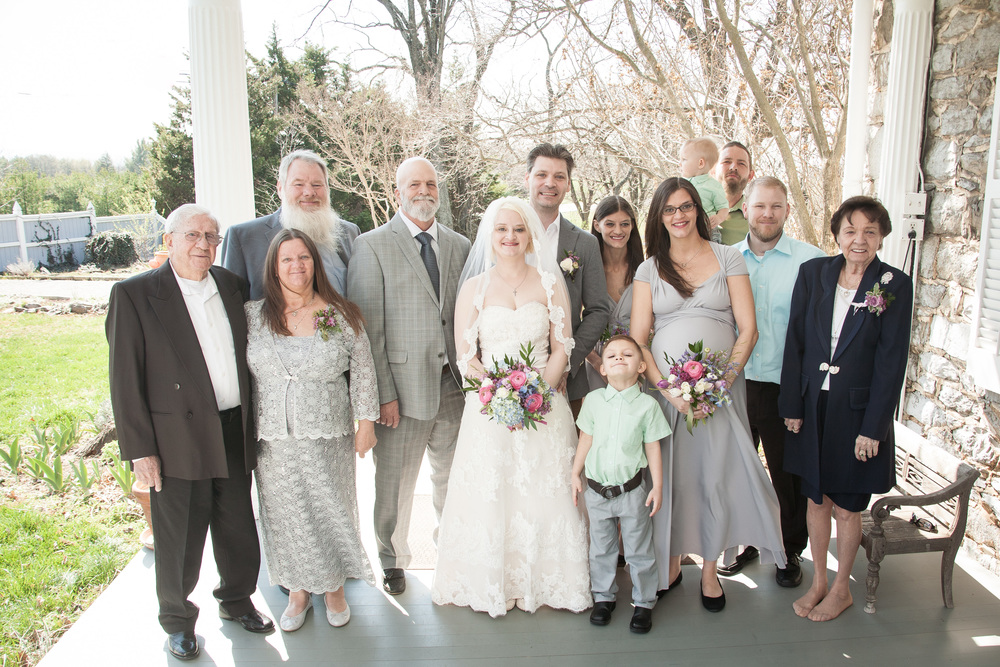 L'Auberge Provencale Bed and Breakfast Virginia Wedding Photographer Bent-Lee Carr Photography