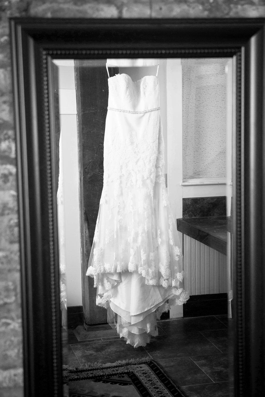 The American Hotel, Staunton, Virginia Wedding. Wedding photographer Bent-Lee Carr Photography wedding dress