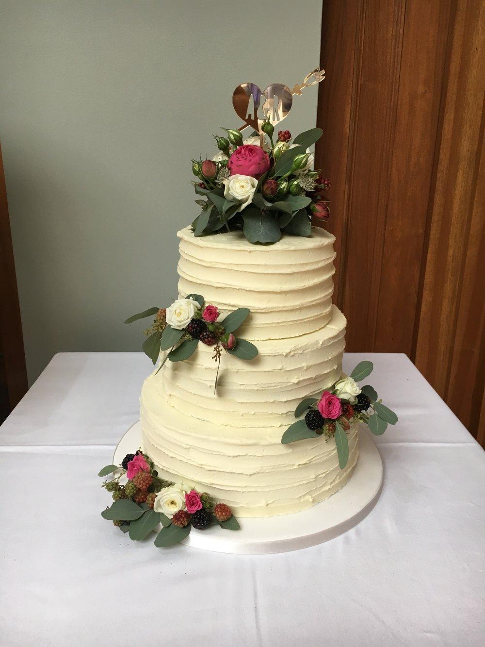 Wedding Cakes — Clare\'s Cake Boutique