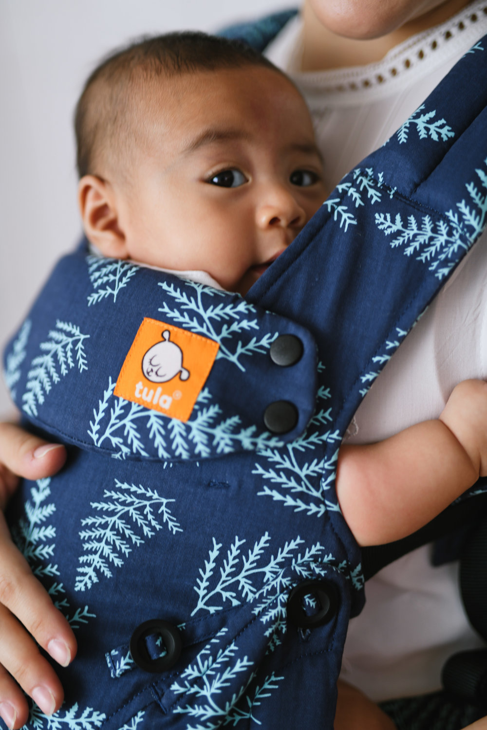 How to baby wear buddha sling