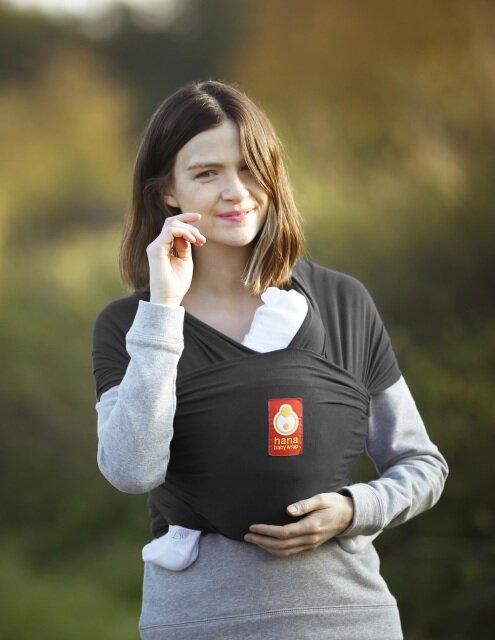 Hana Organic Stretchy Wrap Buddha Baby Wanstead