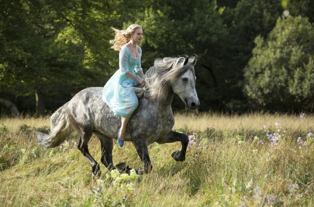 All images from the Cinderella trailers unless otherwise noted